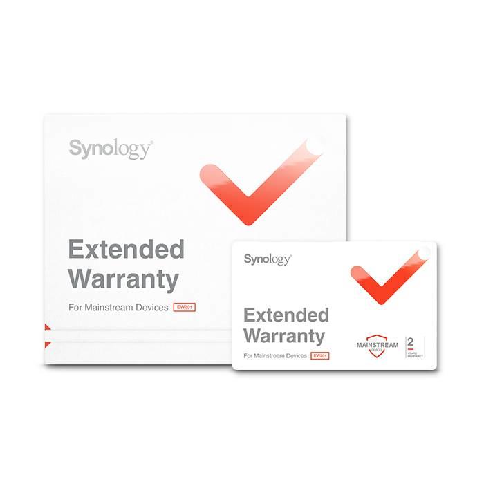 Synology Physical Warranty - Serviceerweiterung - Austausch - 2 Jahre (4./5. Jahr)