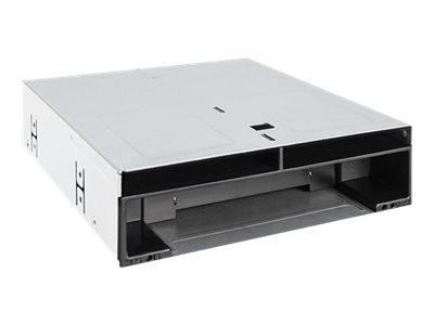 """Vorschau: Icy Dock flexiDOCK MB095SP-B - Gehäuse für Speicherlaufwerke - 2.5"""", 3.5"""" (6.4 cm, 8.9 cm)"""
