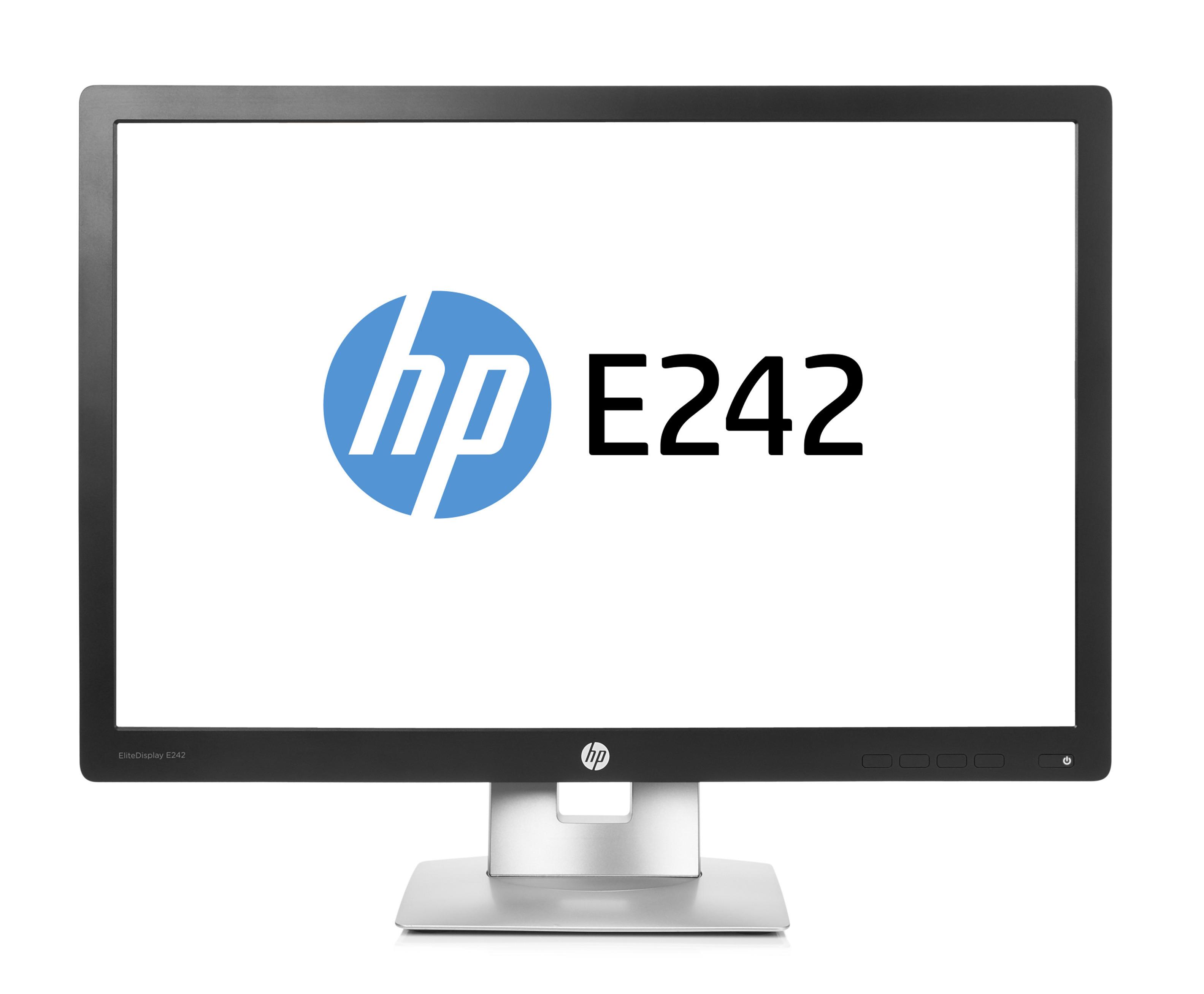 HP EliteDisplay E242 - LED-Monitor - 60.96 cm (24)