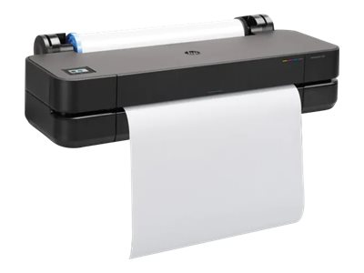 "HP DesignJet T230 - 610 mm (24"") Gro?formatdrucker - Farbe - Tintenstrahl - A0, ANSI D, Rolle (91,4 cm x 45,7 m)"