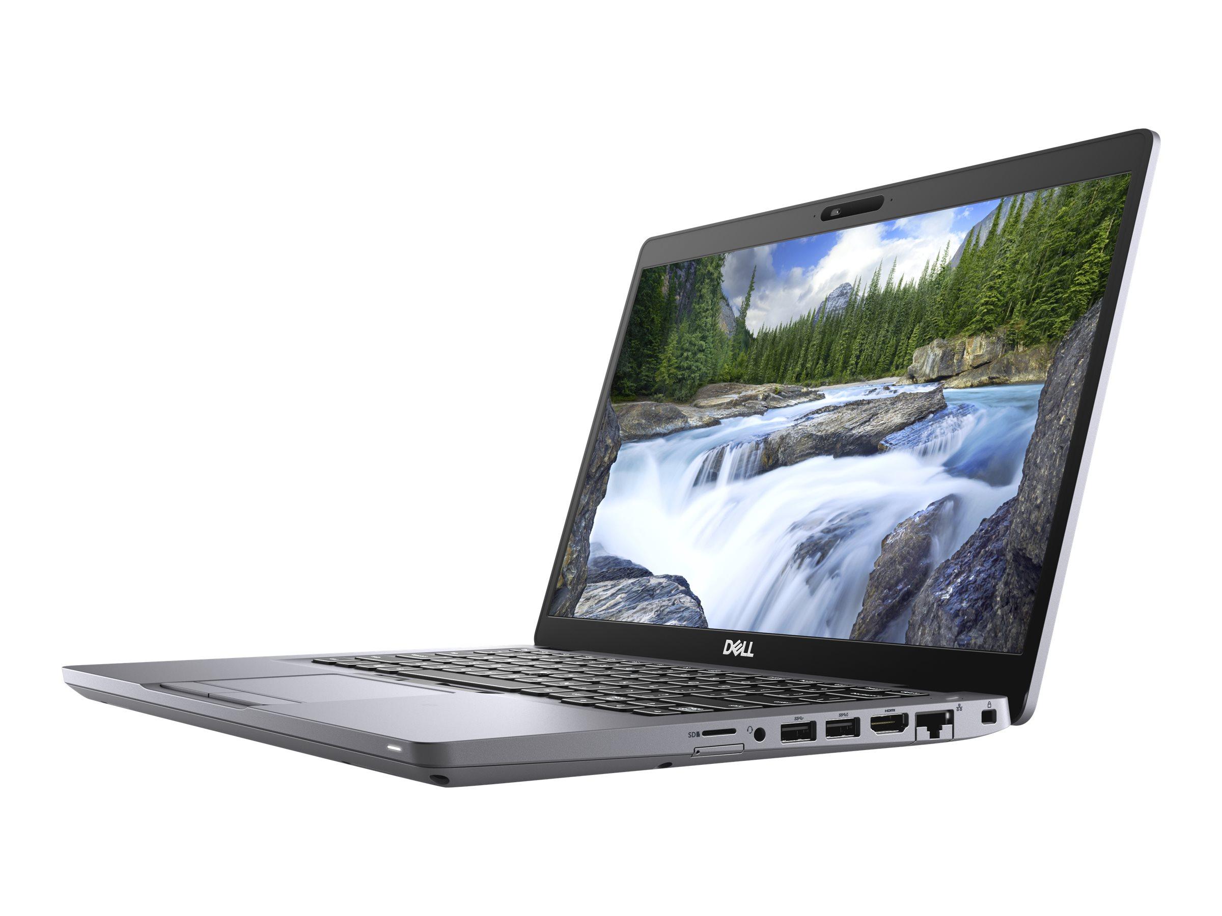 "Dell Latitude 5410 - Core i5 10210U / 1.6 GHz - Win 10 Pro 64-Bit - 8 GB RAM - 256 GB SSD - 35.56 cm (14"")"