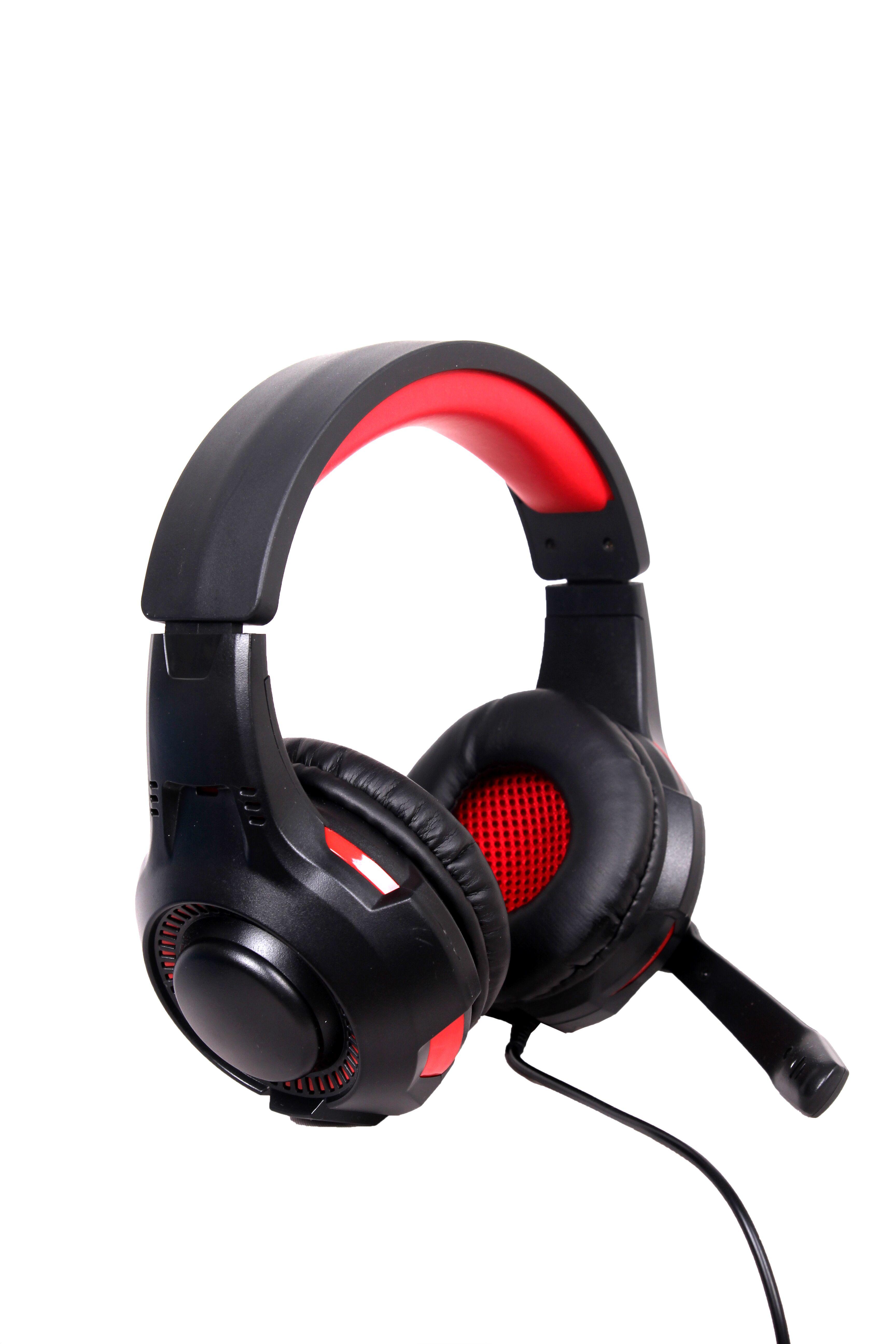 Gembird GHS-U-5.1-01 - Kopfhörer - Gaming - Binaural - SCR-Steuereinheit