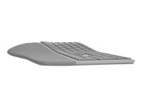 3RA-00005 Tastatur Bluetooth Grau