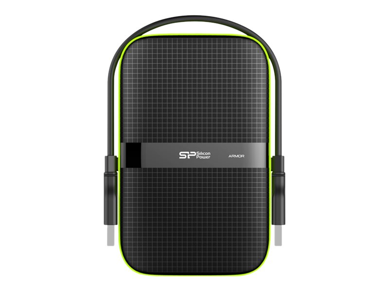 Silicon Power Armor A60 - Festplatte - 4 TB - extern (tragbar)