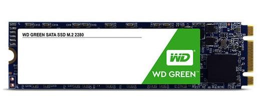 WD Green - 240 GB - M.2 - 545 MB/s - 6 Gbit/s