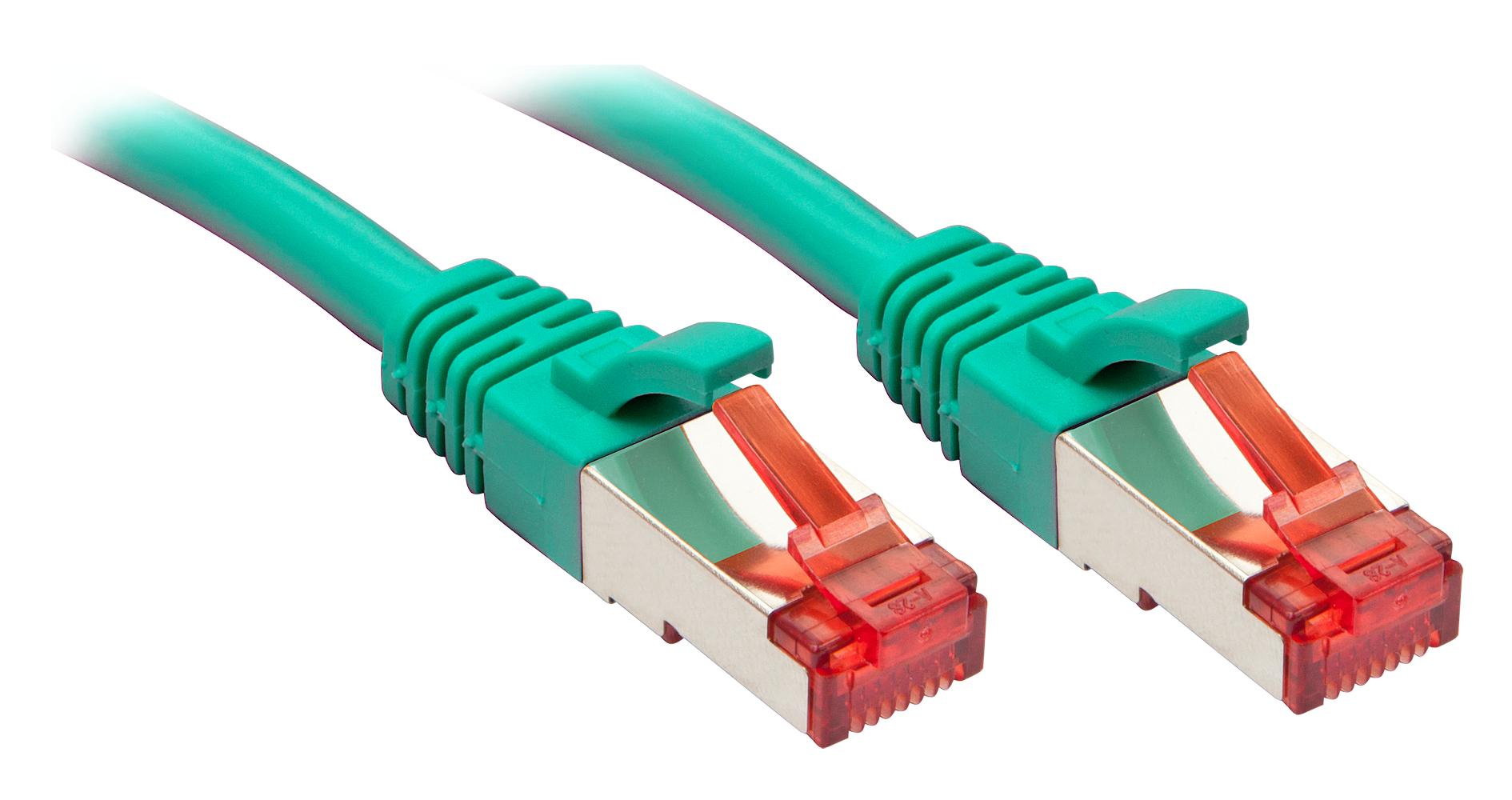 Lindy Patch-Kabel - RJ-45 (M) bis RJ-45 (M) - 3 m