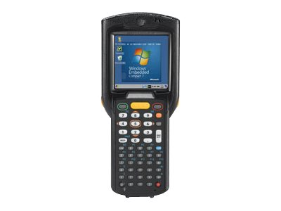 "Zebra Motorola MC3200 Standard - Datenerfassungsterminal - Win Embedded Compact 7 - 2 GB - 7.6 cm (3"")"