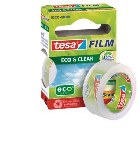 Tesa film eco&clear 1 Rolle HFB 33m 19mm