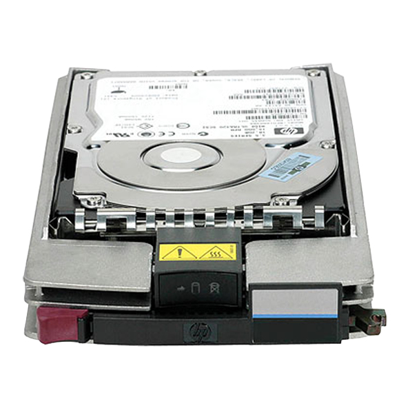 HP 450GB 15K DP 2/4 Gbs FC-AL 1inch HDD (AG804A) - REFURB