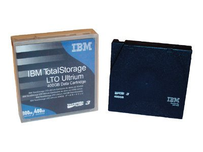 IBM TotalStorage - LTO Ultrium 3 - 400 GB / 800