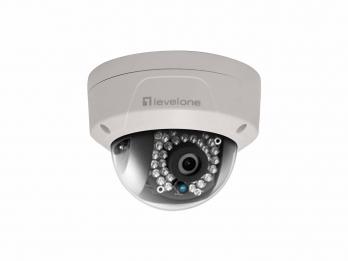 LevelOne FCS-3084 - Netzwerk-Überwachungskamera - Kuppel