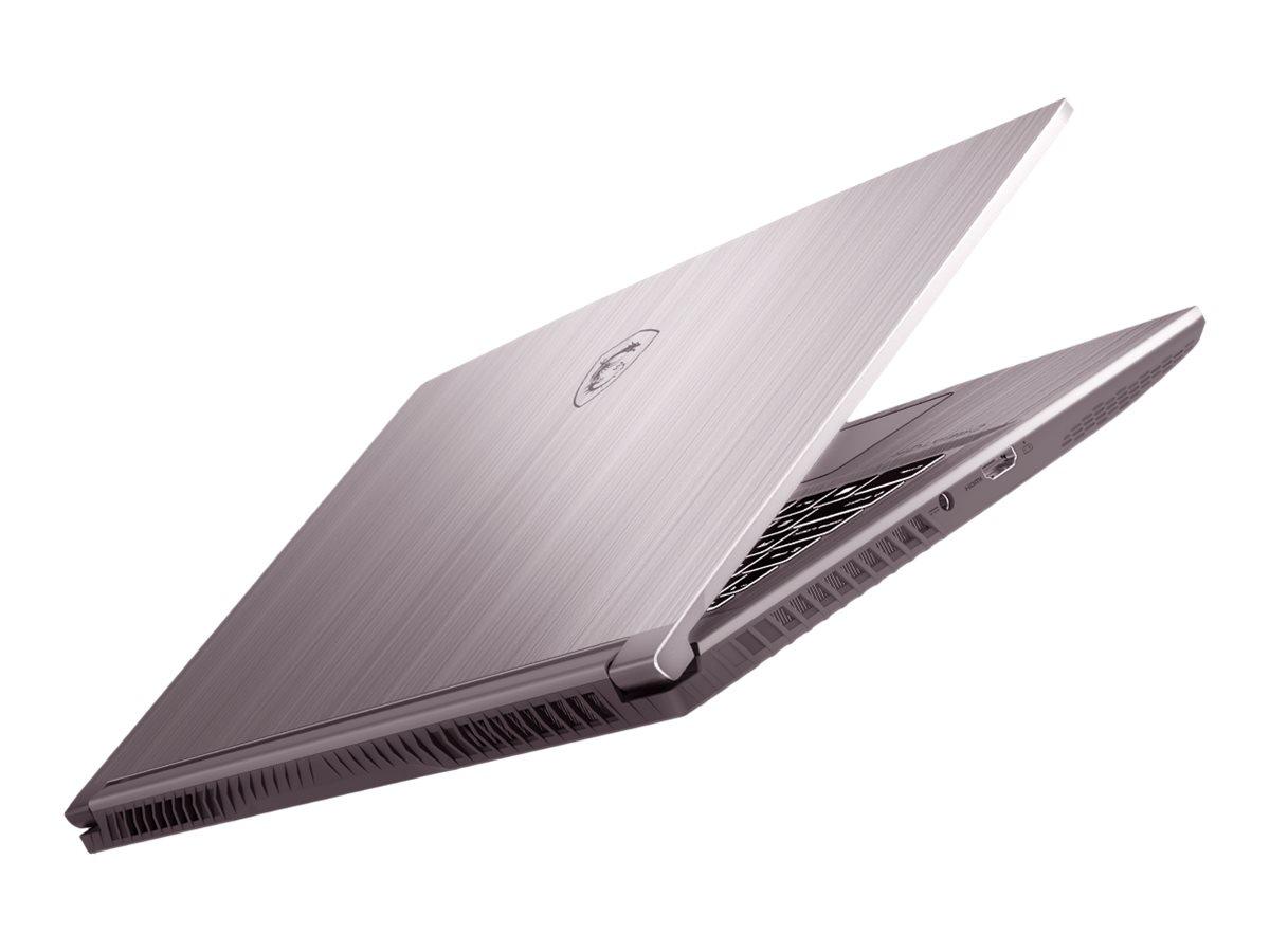 "MSI Creator 15M A10SE-414 - Core i7 10750H / 2.6 GHz - Windows 10 Home - 16 GB RAM - 512 GB SSD NVMe - 39.6 cm (15.6"")"