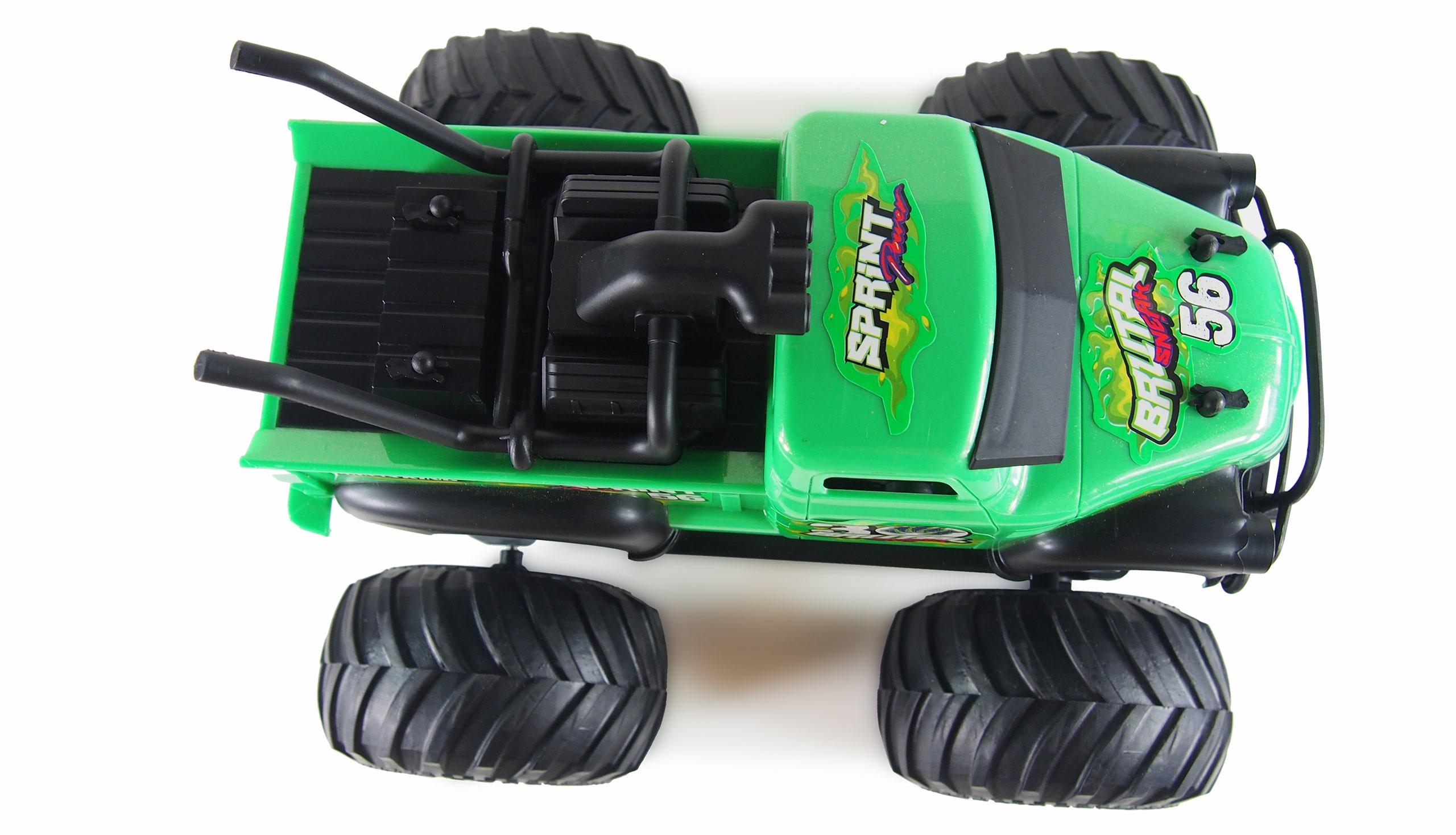 Amewi Crazy - Monstertruck - 1:16 - Junge - 6 Jahr(e) - 700 mAh - 1 kg