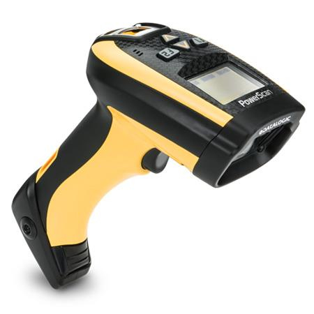 Datalogic PowerScan PM9500 1D/2D Schwarz - Gelb Handheld bar code reader