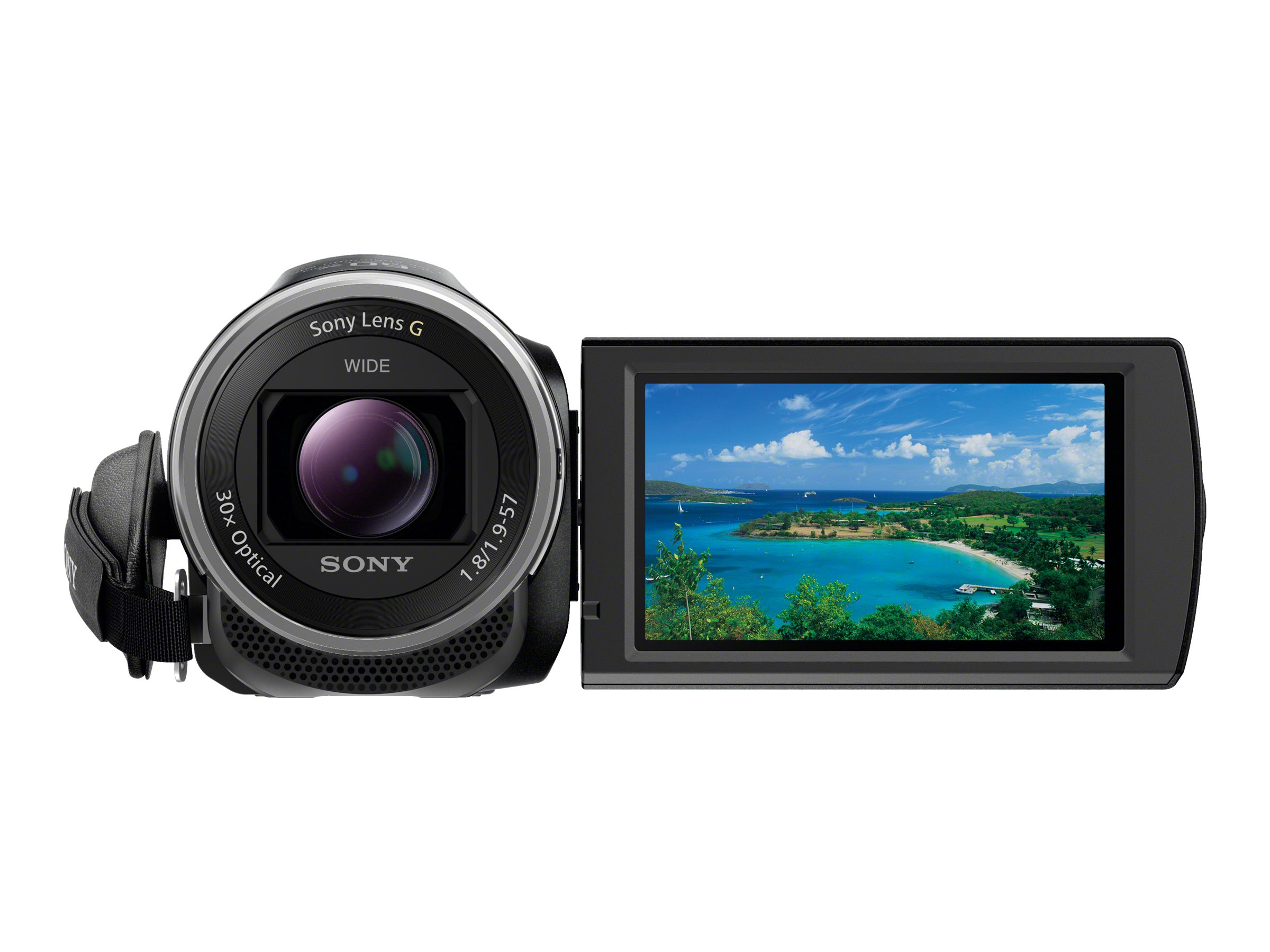 Sony Handycam HDR-CX625 - Camcorder