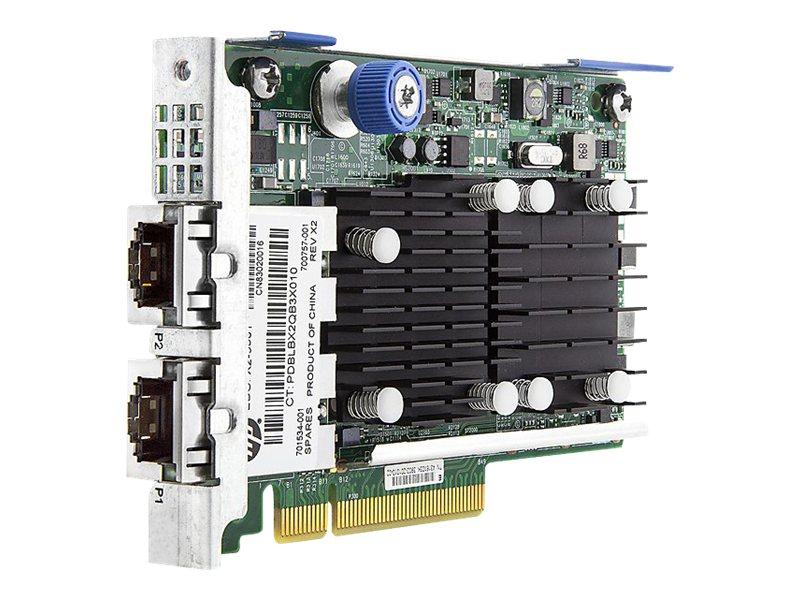 HPE FlexFabric 10Gb 2P 533FLR-T Adptr (700759-B21)