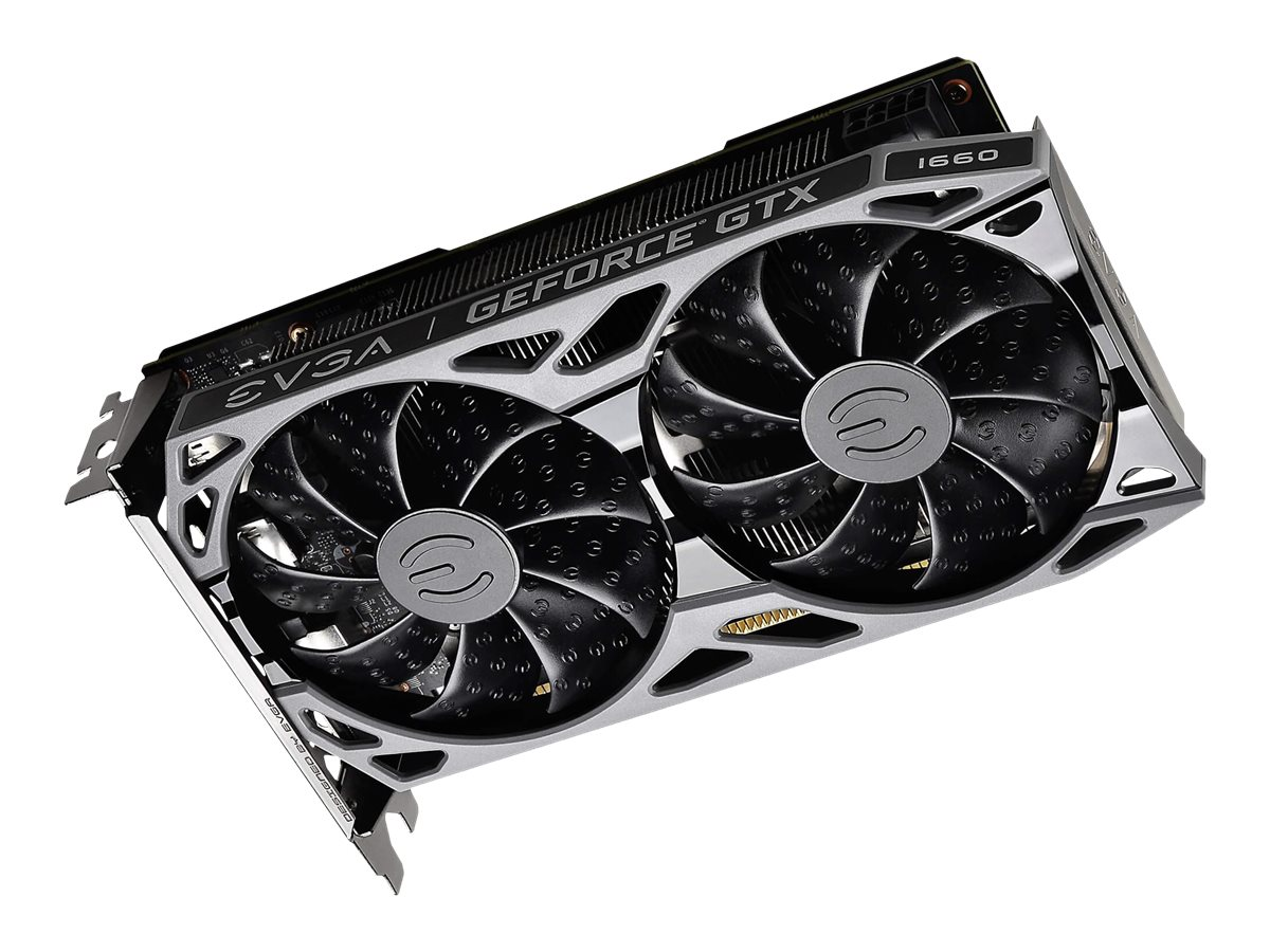 EVGA GeForce GTX 1660 SC ULTRA GAMING - Grafikkarten