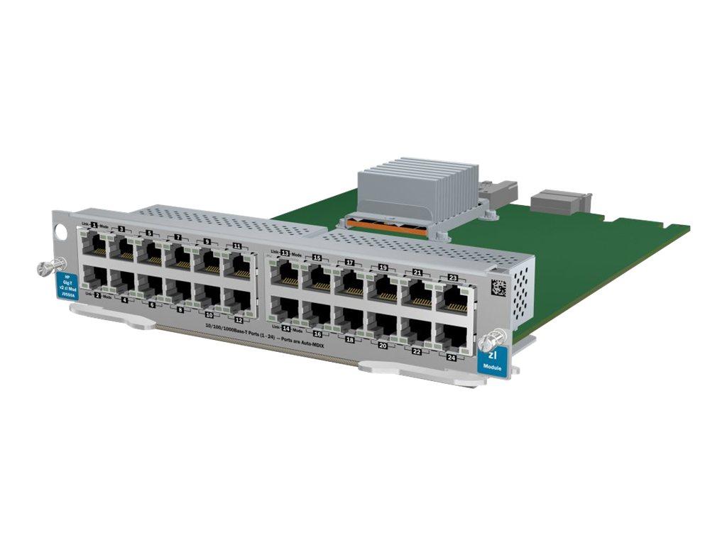 HP 24-port Gig-T v2 zl Module (J9550A)