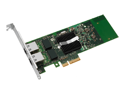 INTEL E1G42ETBLK PRO/1000 ET Dual Port Server Adapter bulk