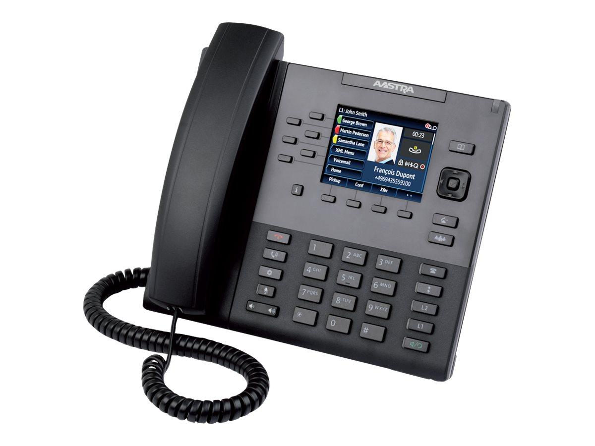 Mitel 6867 - VoIP-Telefon - dreiweg Anruffunktion