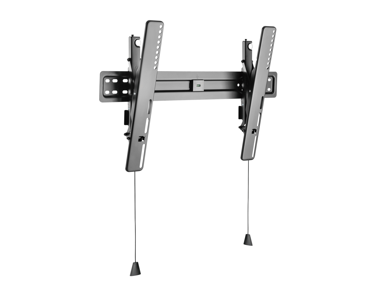 "equip 37 ""-70"" Ultra Slim TV Wandhalterung - 35 kg - 94 cm (37 Zoll) - 177,8 cm (70 Zoll) - 200 x 200 mm - 600 x 400 mm - Schwarz"