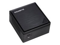 GB-BPCE-3455 PC/Workstation Barebone BGA 1296 1,50 GHz J3455 0,69L Größe PC Schwarz