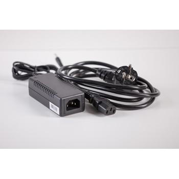 WANTEC 5618 - PC - Indoor - 100 - 240 V - 48 V - Schwarz - AC-an-DC