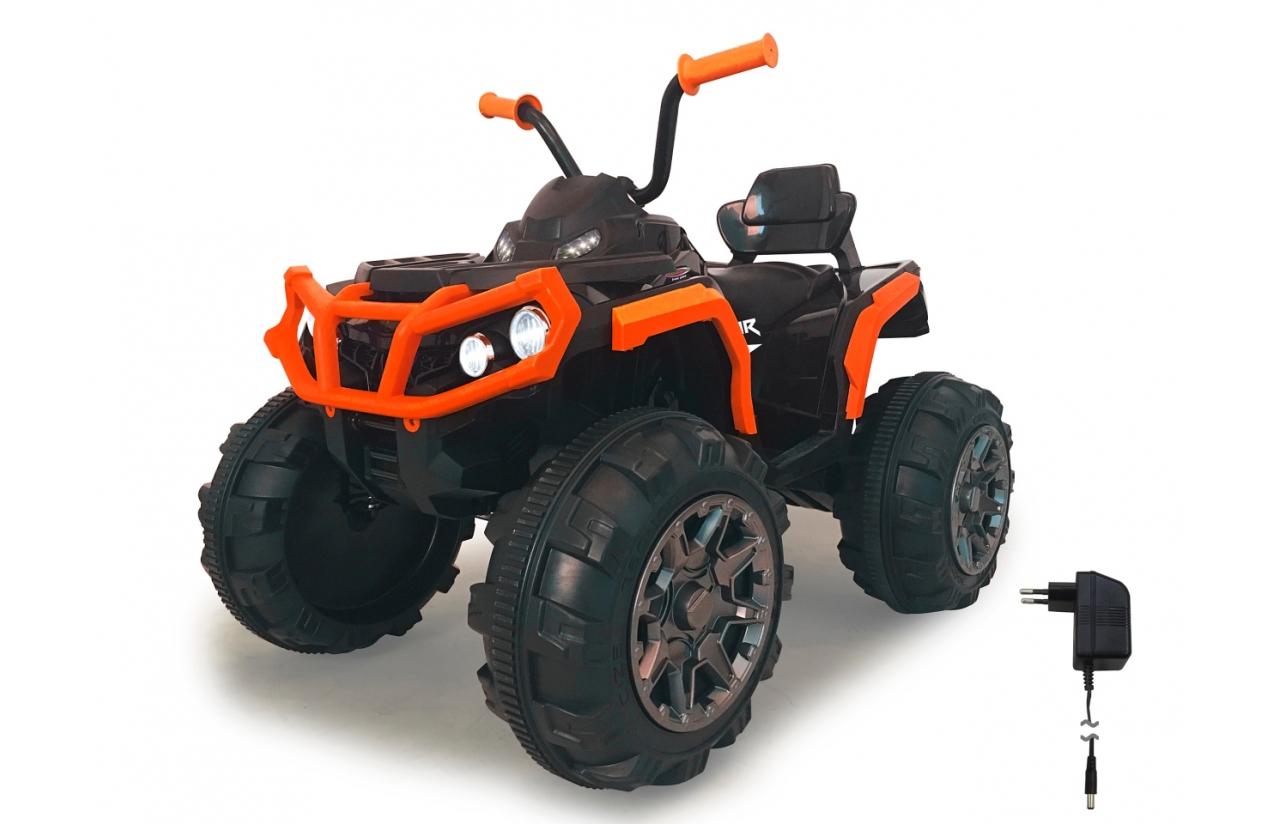 JAMARA Quad Protector - Vierrad - Junge/Mädchen - 3 Jahr(e) - 4 Rad/Räder - Schwarz - Orange