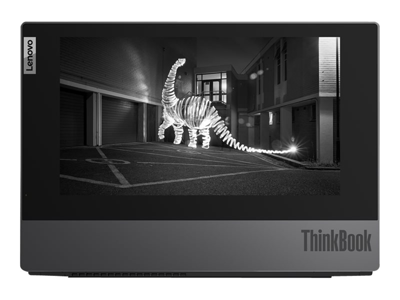 Lenovo ThinkBook Plus IML 20TG - Doppelbildschirm - Core i5 10210U / 1.6 GHz - Win 10 Pro 64-Bit - 8 GB RAM - 256 GB SSD