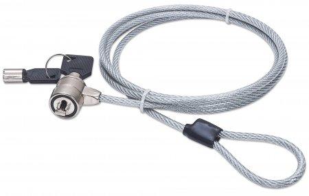 Manhattan 440271 - Silber - Rundkeil - Polyvinylchlorid - Stahl - Zink - CE - 1,4 m - 3 mm