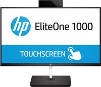 EliteOne 1000 G2 3.2GHz i7-8700 Intel® Core i7 der achten Generation 23.8Zoll 1920 x 1080Pixel Touchscreen Schwarz All-in-One-PC