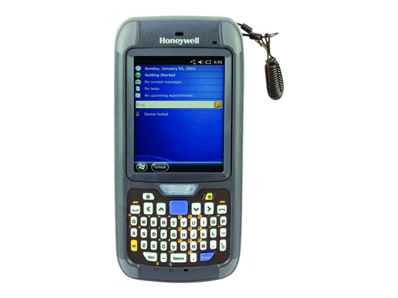 "HONEYWELL CN75 - Datenerfassungsterminal - Win Embedded Handheld 6.5 - 16 GB - 8.9 cm (3.5"")"