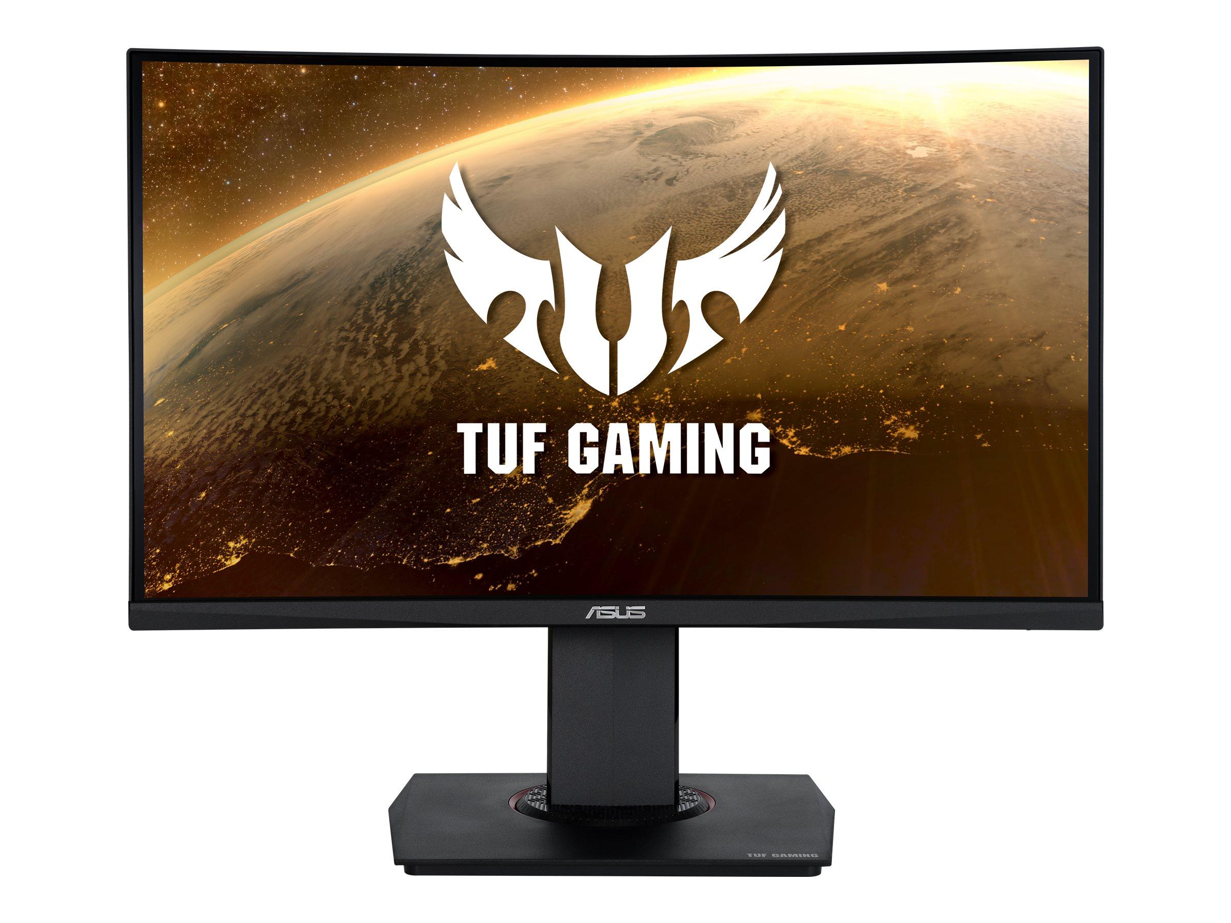 """ASUS TUF Gaming VG24VQ - LED-Monitor - gebogen - 59.9 cm (23.6"""")"""