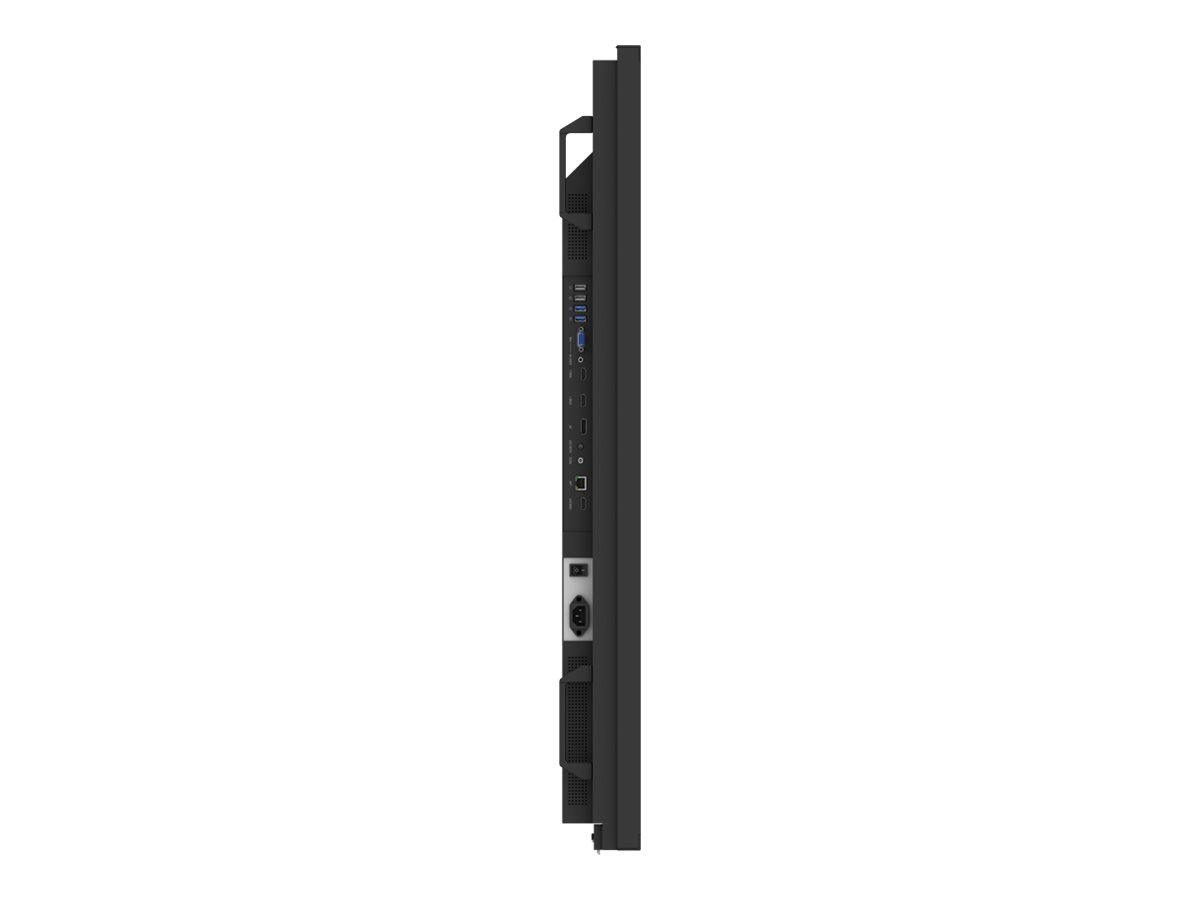 "BenQ SL7502K - 190.5 cm (75"") Klasse Smart Signage Series LED-Display - Digital Signage - 4K UHD (2160p)"