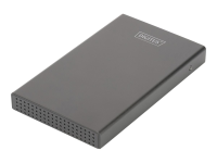 "2,5"" SSD/HDD-Gehäuse, SATA 3 - USB 3.1 Type-C"