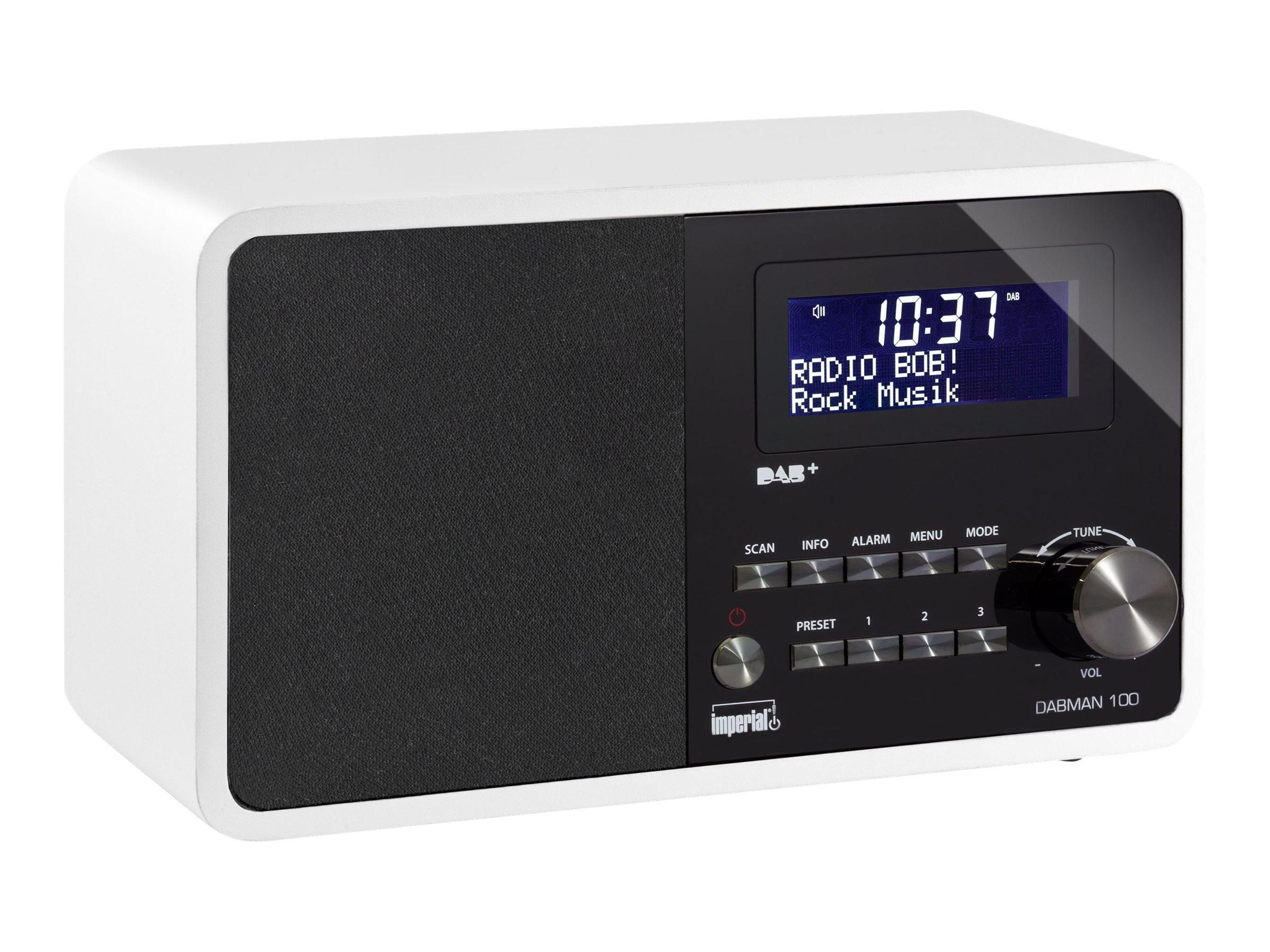 Telestar imperial DABMAN 100 - DAB-Radio