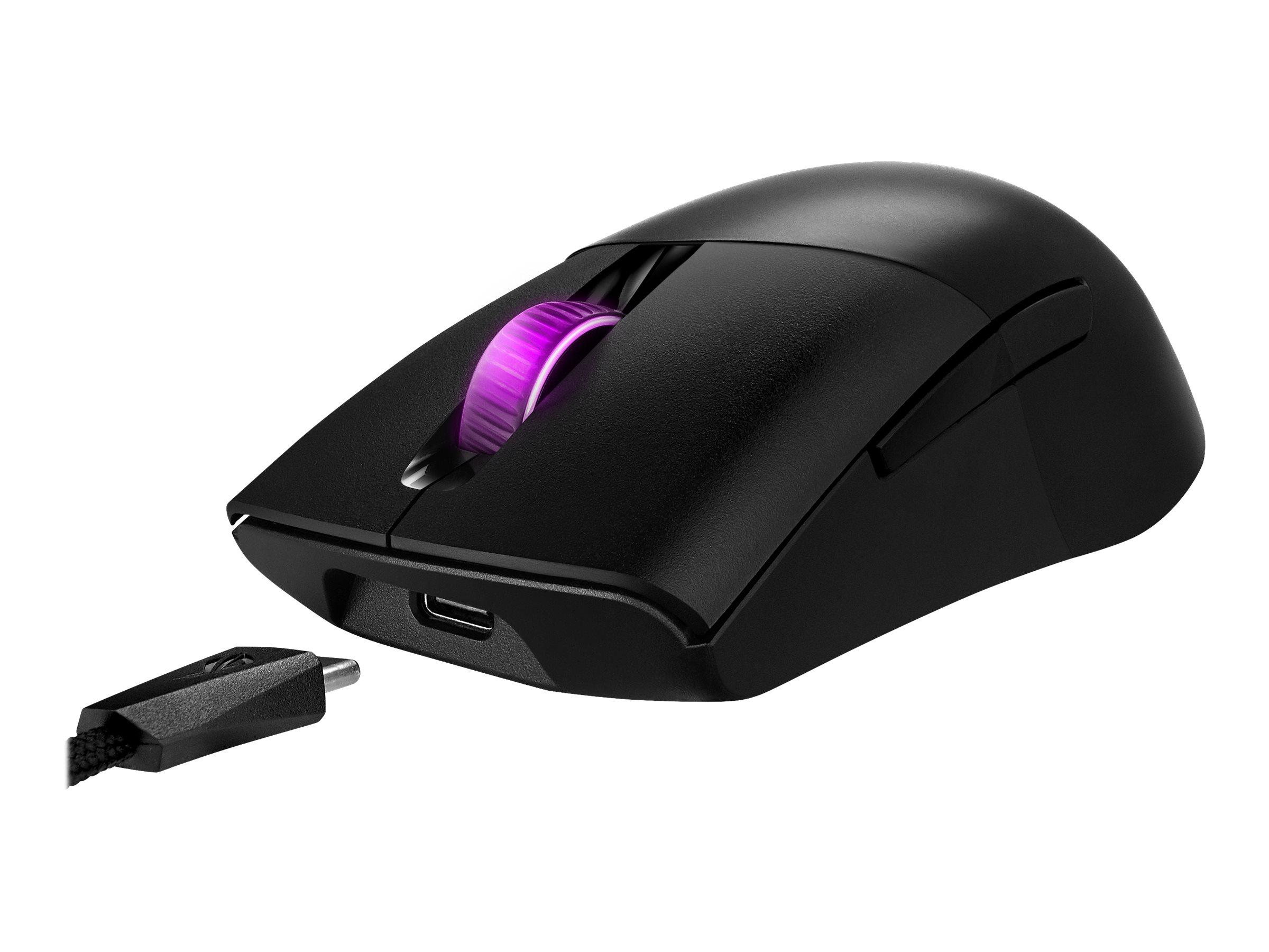 ASUS ROG Keris Wireless - Maus - ergonomisch