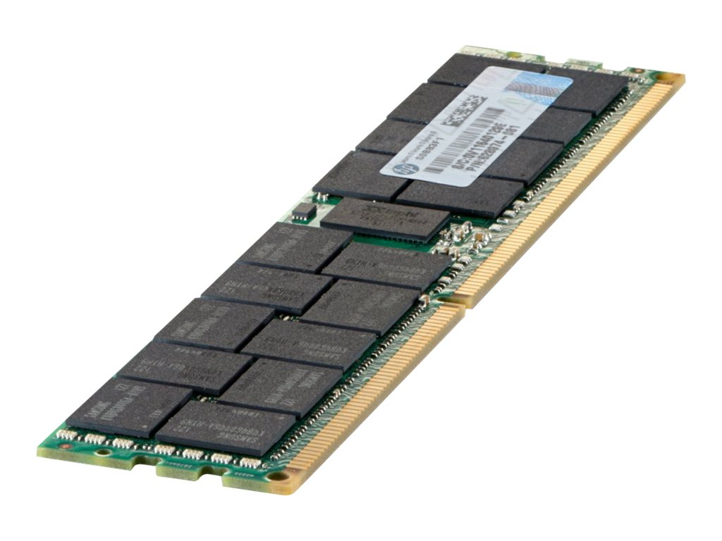HP 4GB 1Rx4 PC3-12800R-11 Kit (647895-B21) - REFURB