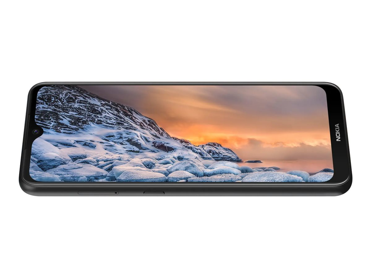"Nokia 7.2 - Android One - Smartphone - Dual-SIM - 4G LTE - 64 GB - microSDXC slot - GSM - 6.3"" - PureDisplay - RAM 4 GB - (20 MP Vorderkamera)"