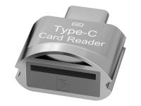 272983 Kartenleser Silber USB 3.0 (3.1 Gen 1) Type-C