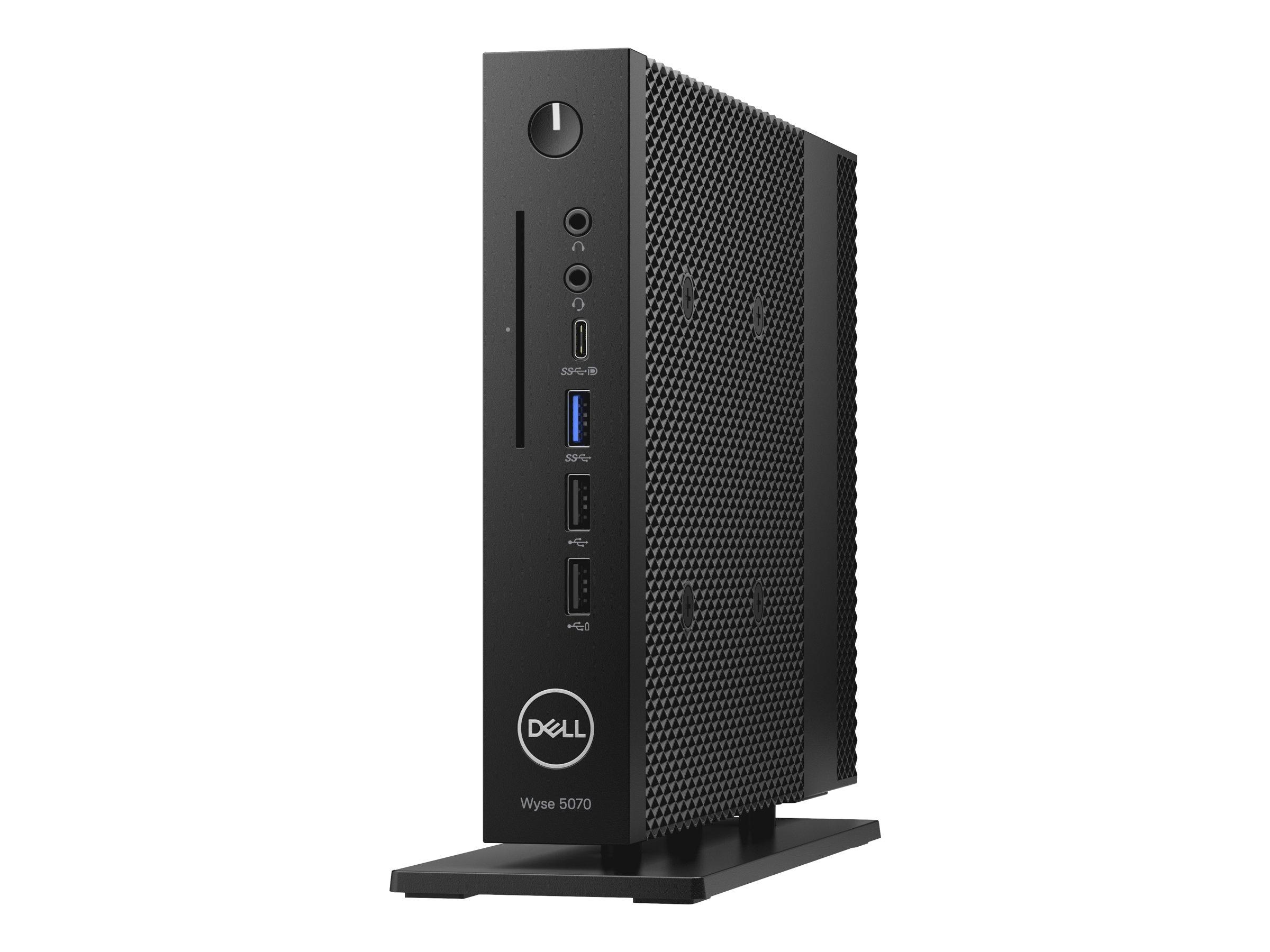 Vorschau: Dell 5070 - Thin Client - DTS - 1 x Celeron J4105 / 1.5 GHz