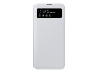 S View Wallet EF-EA715 - Flip-Hülle für Mobiltelefon - Schwarz