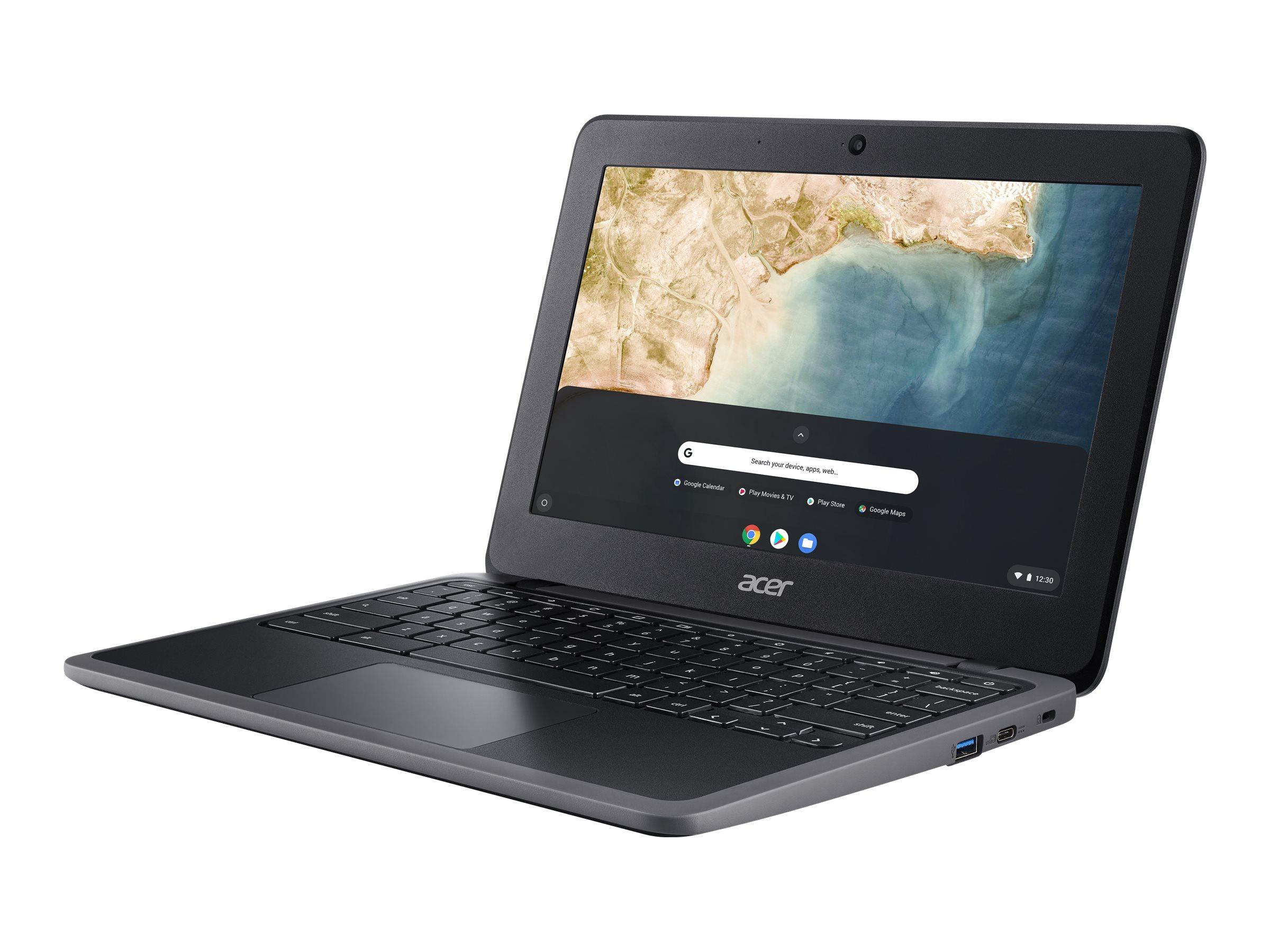 "Acer Chromebook 311 C733T-C67J - Celeron N4100 / 1.1 GHz - Chrome OS - 4 GB RAM - 32 GB eMMC - 29.5 cm (11.6"")"