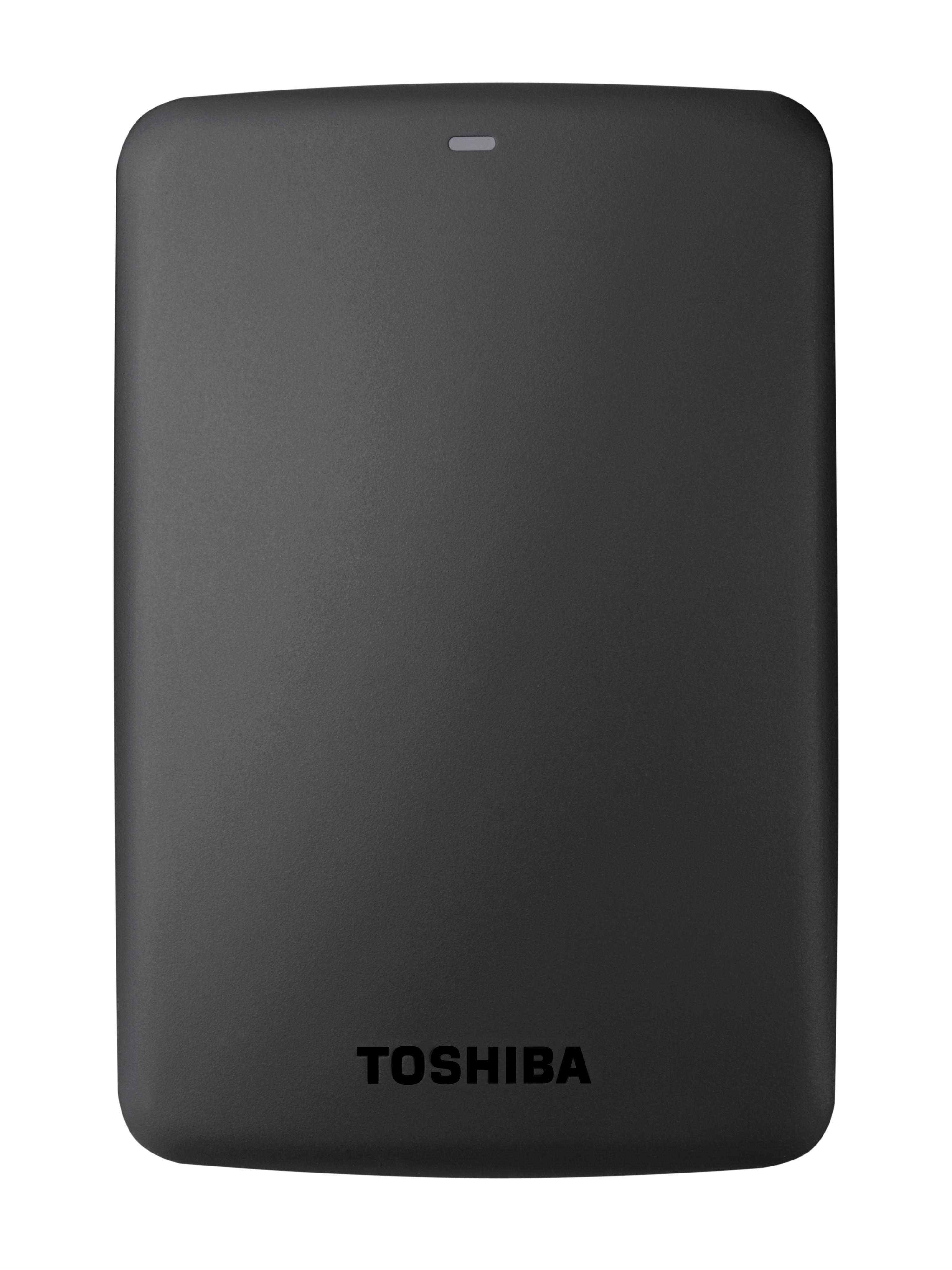 Toshiba Canvio Basics 2TB 2000GB Schwarz Externe Festplatte