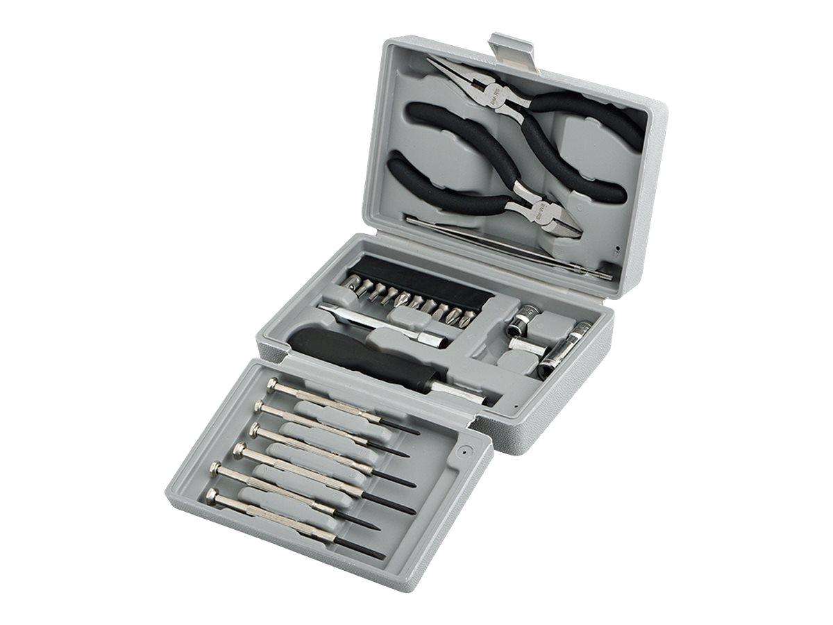 LogiLink Werkzeugset - in Koffer