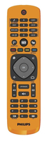 22AV9573A/12 remote control Orange Push buttons