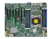 Supermicro X10SRL-F - Motherboard
