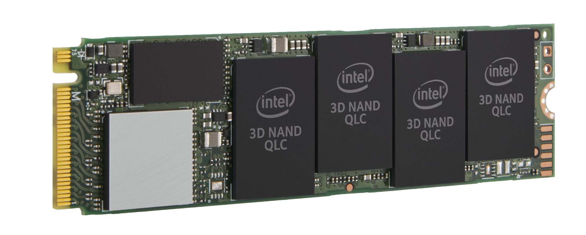 Intel Consumer SSDPEKNW512G8X1 - 512 GB - M.2