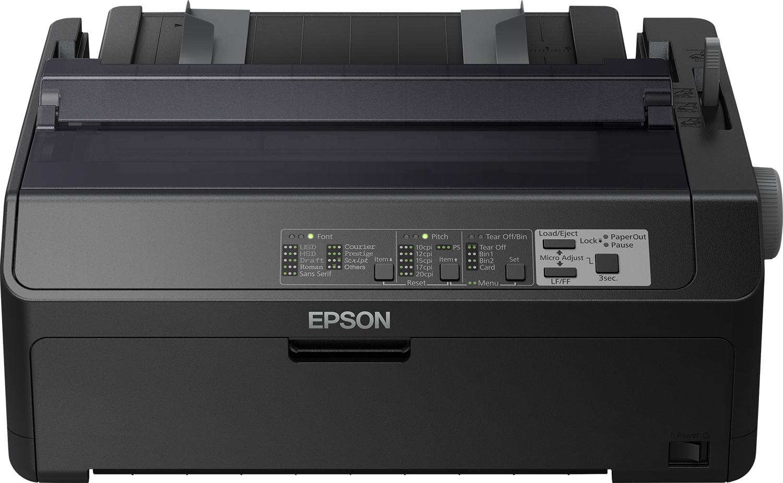Epson LQ-590II - Drucker s/w Nadel/Matrixdruck - 350 dpi - 12 ppm