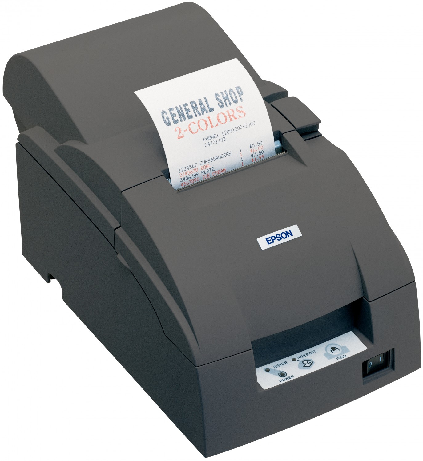 Epson TM-U220A Punktmatrix POS printer